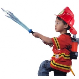 Fire Power Soaking Fire Hose Back Pack £9.70