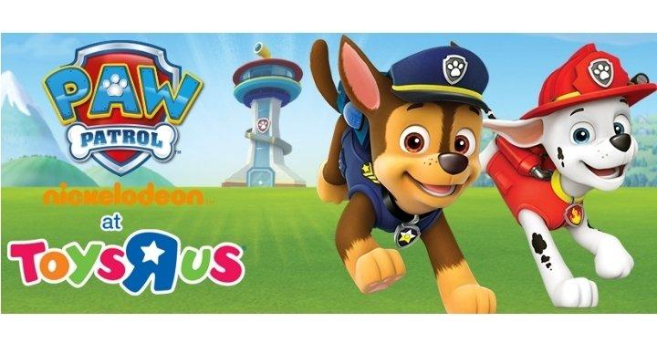 Meet Paw Patrol Toys R Us