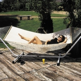 Deluxe Hammock £36.98 Delivered @ Coopers