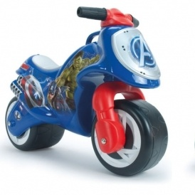 Avengers Ride-On Motorbike £27 Delivered