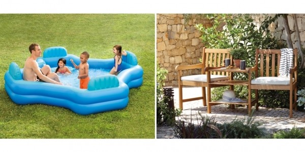 20% Off Selected Outdoor Toys & Furniture @ Asda George