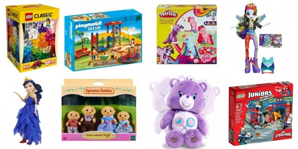 Up To 30% Off Big Brand Toys @ Asda George