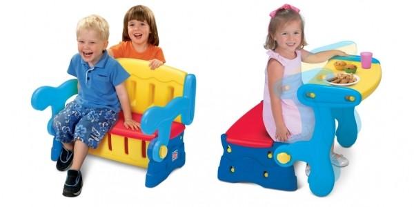 Grown 'N' Up Sit 'N' Munch Storage Bench £30 @ Wilko