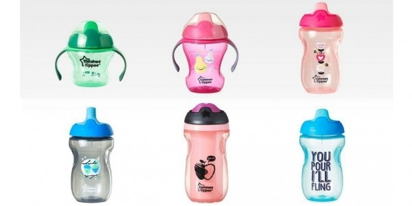 Tommee Tippee Sippee Cup Manufacturer Recalls 3 Million Cups Over Mould Risk