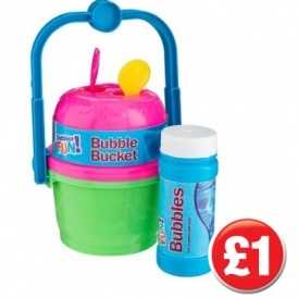 Bucket Of Bubbles £1 @ Poundland