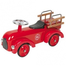 Classic Fire Engine Ride-On Car £30