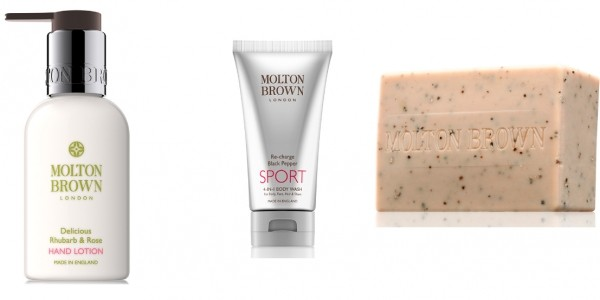 Gifts From £10 Delivered + FREE Gift @ Molton Brown