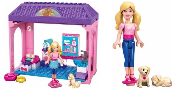 Mega Bloks Barbie Pet Salon £4.99 With Free Delivery @ Argos