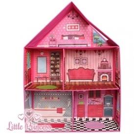 Pop Up Fabric Dolls House £14.99