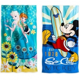 Two Beach Towels For £20 @ Disney Store