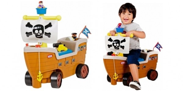 Little Tikes Play n Scoot Pirate Ship Playset £24.99 @ Argos