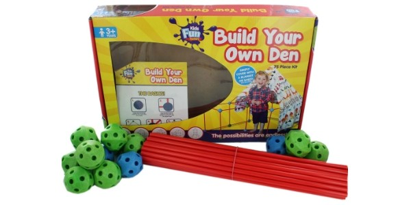 Build Your Own Den Kit £9 (With Code) @ The Works