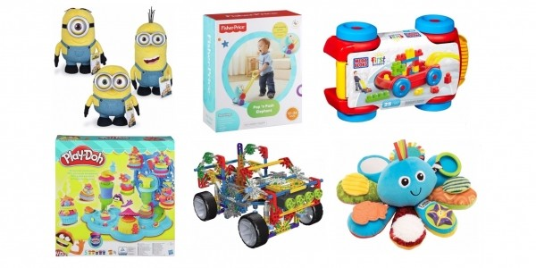 (Expired) Half Price For Half Term Toys @ Argos