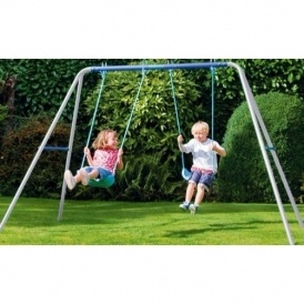 Chad Valley Double Swing Set £32.49 @ Argos