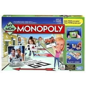 My Monopoly £6.60 @ The Entertainer