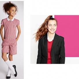 20% Off School Uniform & M&S