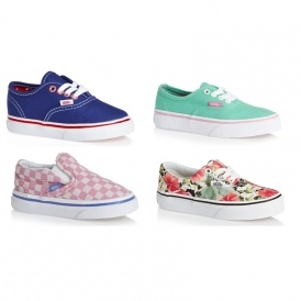 Flash Sale: 20% Off Vans @ Surfdome