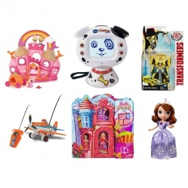 2 For £15 Toys @ The Entertainer