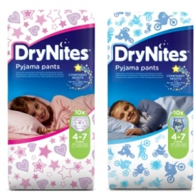 Get Your £2 Off Voucher For DryNites