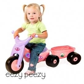 Toddler Bike & Trailer £8.99 + Free C&C