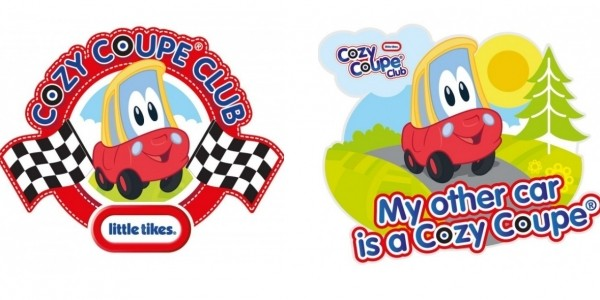 Join The Cozy Coupe Club @ Little Tikes