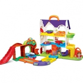 Toot-Toot Friends Discovery Home £25