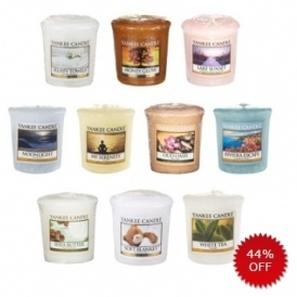10 For £10 Yankee Candle Votive Samplers