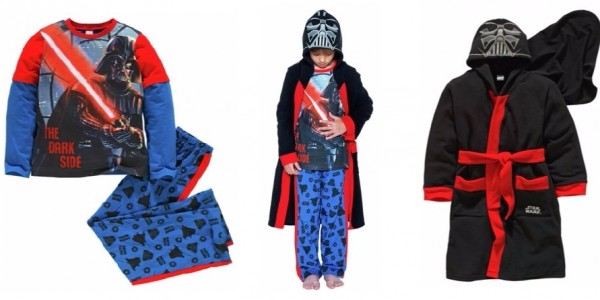 Star Wars Boys' Nightwear Set £7.49 @ Argos