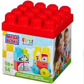 Mega Bloks Learn My Vehicles £5