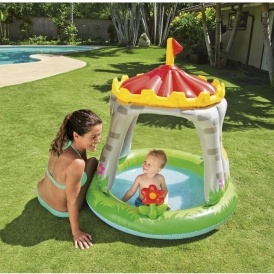 Royal Castle Baby Pool £9 @ Tesco Direct