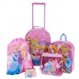 Disney Princess 5 Piece Trolley Set £12.50