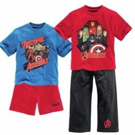 Avengers Two Pack Of Pyjamas £7.49 @ Argos