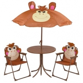 Kids Monkey Garden Bistro Set £24.99