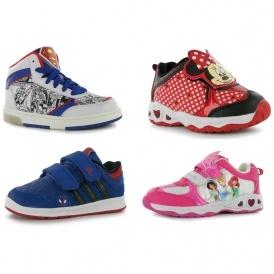 Children's Footwear From £1.50