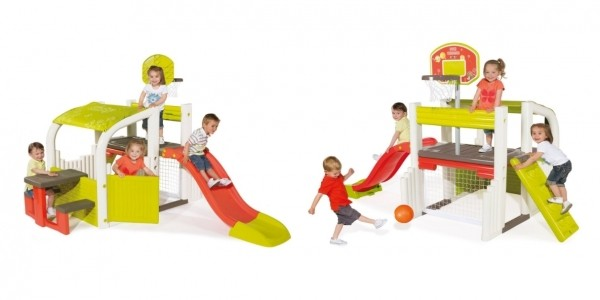 Smoby Fun Centre Playhouse £251 @ Asda George