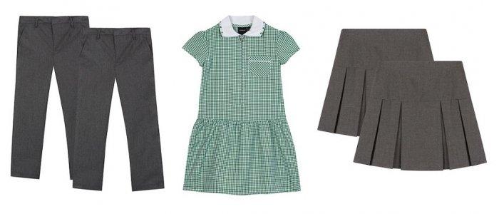 20% Off School Uniform @ Debenhams
