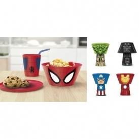 Stacking Superhero Dinner Set £6.95 Del