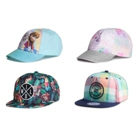 All Kids Caps £3.99 Or Less @ H&M