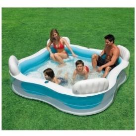 Intex Family Swim Centre Lounge Pool £27.99