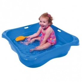 Starplast Sandpit and Paddling Pool £7.50