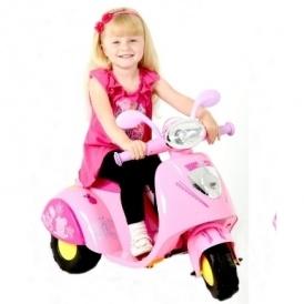 Peppa Pig 6V Ride On Motorbike £45 Delivered