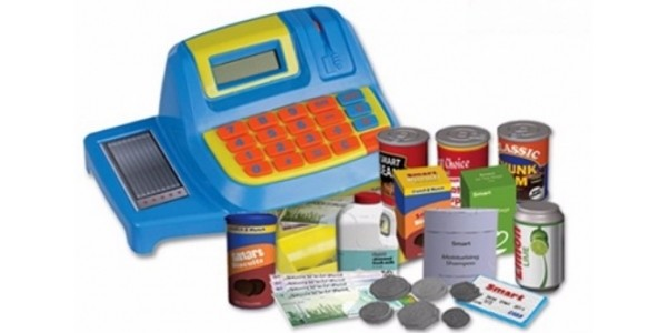 Chad Valley Supermarket Cash Register £6.39 @ Argos
