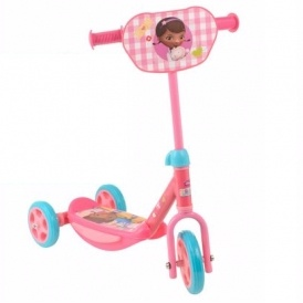 Disney Doc McStuffins Tri-Scooter £9.99