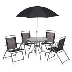 Round Patio Set 6pc £50 @ Wilko