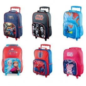 Kid's Wheeled Bags £8.99 Delivered