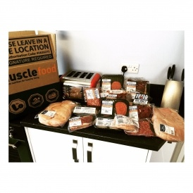 62 Piece BBQ Pack @ Muscle Food