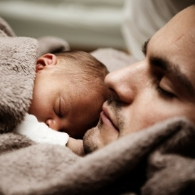 Ipswich Hospital Lets Dads Stay Overnight