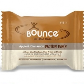 URGENT RECALL: Bounce Energy Balls