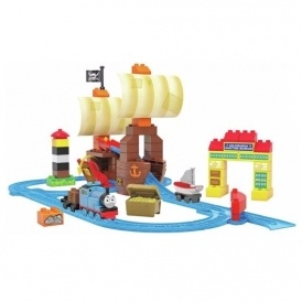Mega Bloks Thomas Hidden Treasure £21.99