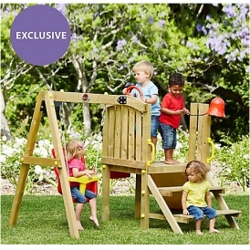 Plum Toddler Wooden Play Centre £199.99